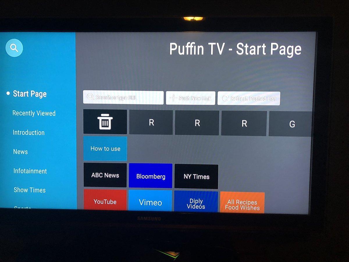 Браузер для телевизора Samsung Smart TV